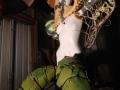 Sculpture under costruction