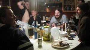A Töadly Supper