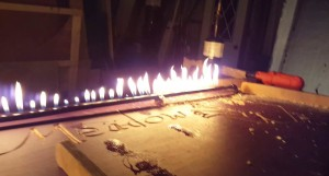 Flaming Töad bar