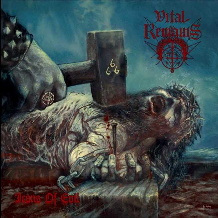 Vital Remains Album Cover