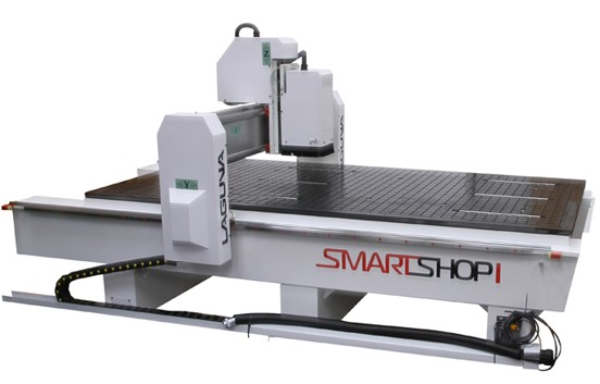A CNC robotic art creation machine just like the one we will use.